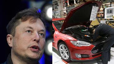 Tesla wznawia produkcję samochodów