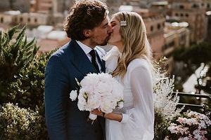 Magdalena Lamparska wzięła ślub