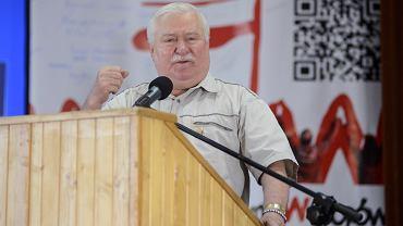 Wybory samorządowe 2018. Lech Wałęsa nawołuje do kontrolowania wyborów