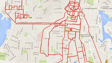 Lord vader - 46,3 km