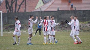 To czwarte zwycięstwo Odry Opole w czwartym spotkaniu rundy wiosennej