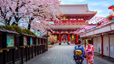 Japonia, Tokio, Senso-ji