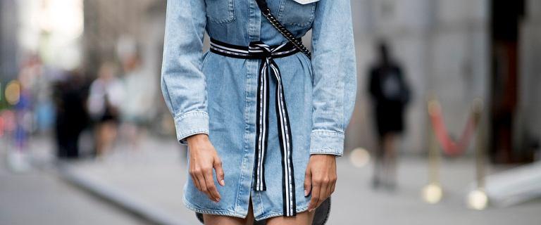 TOP 3 sukienki jeansowe idealne na lato. Moda 2020 na jeans trwa!
