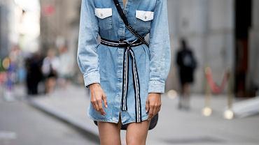 TOP 3 sukienki jeansowe