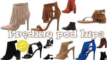 Buty z frędzlami - przegląd najciekawszych modeli
