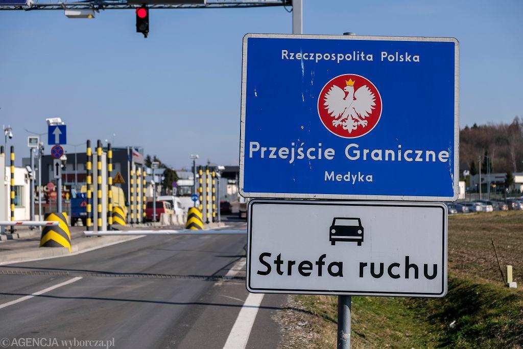 Kiedy otwarcie granic z Ukrainą, Niemcami i Czechami?
