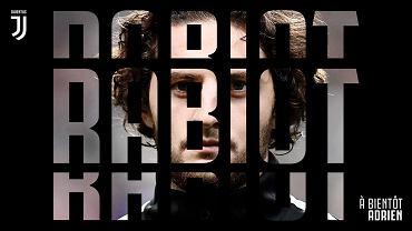 Adrien Rabiot oficjalnie w Juventusie