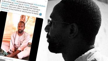 Francuski dziennikarz porwany w Mali