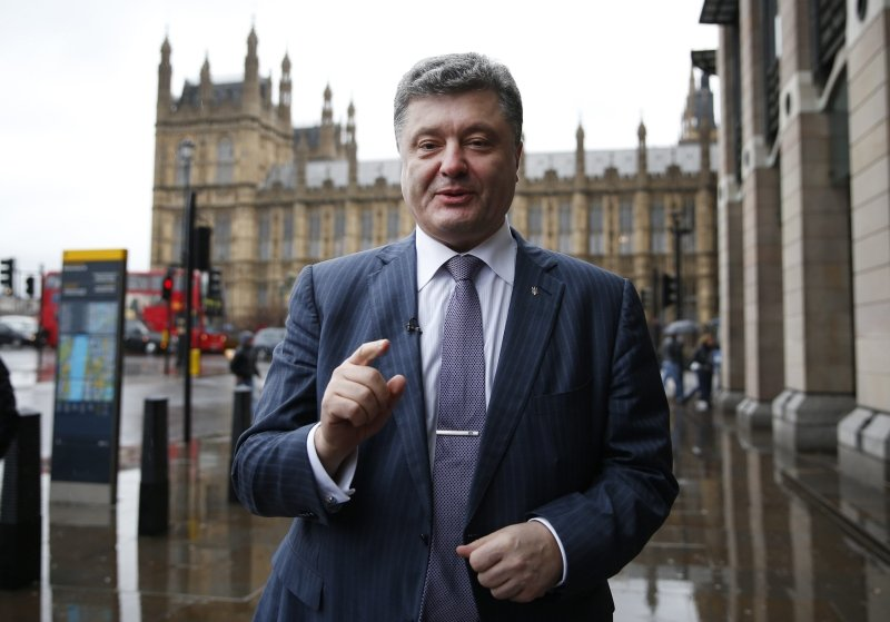 Petro Poroszenko jest liderem przedwyborczych rankingów