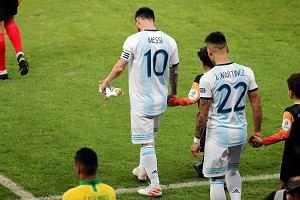 """Barcelona może przeprowadzić hitowy transfer. """"Kto by nie chciał grać z Messim? Czuł się jak we śnie"""""""
