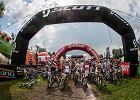 Ponad 800 osób na starcie Bike Maratonu w Głuszycy