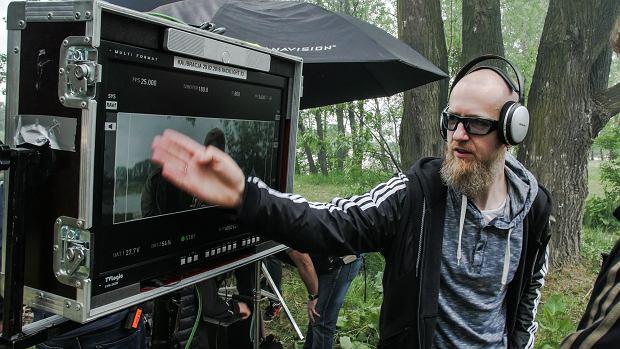 Tomasz Bagiński (fot. Jacek Ryżyński)