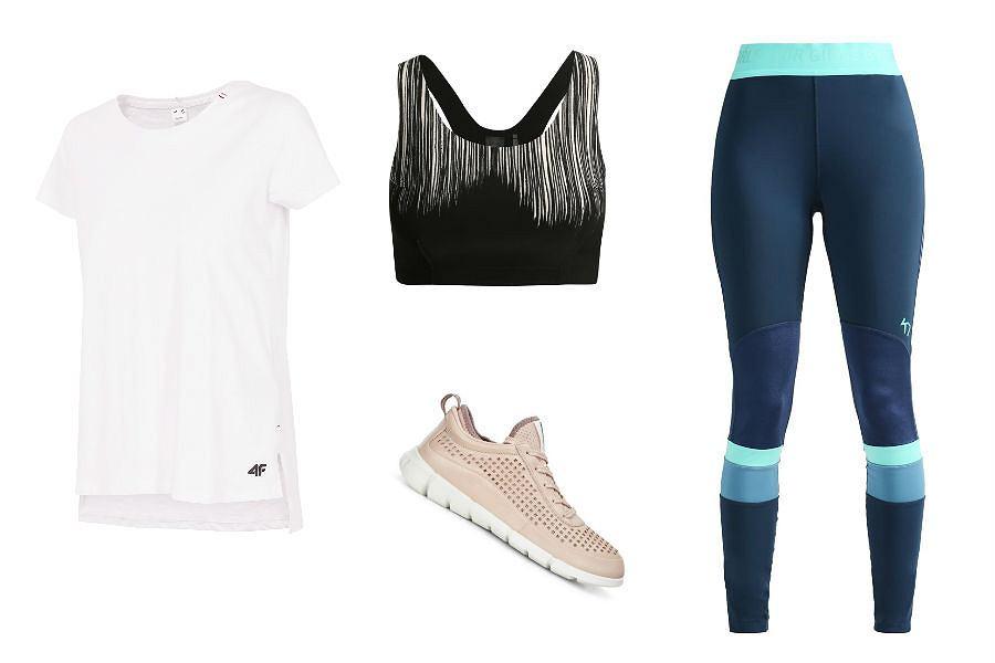 36810b94c2209e Ubrania na siłownie. Jak skompletować wygodny strój?