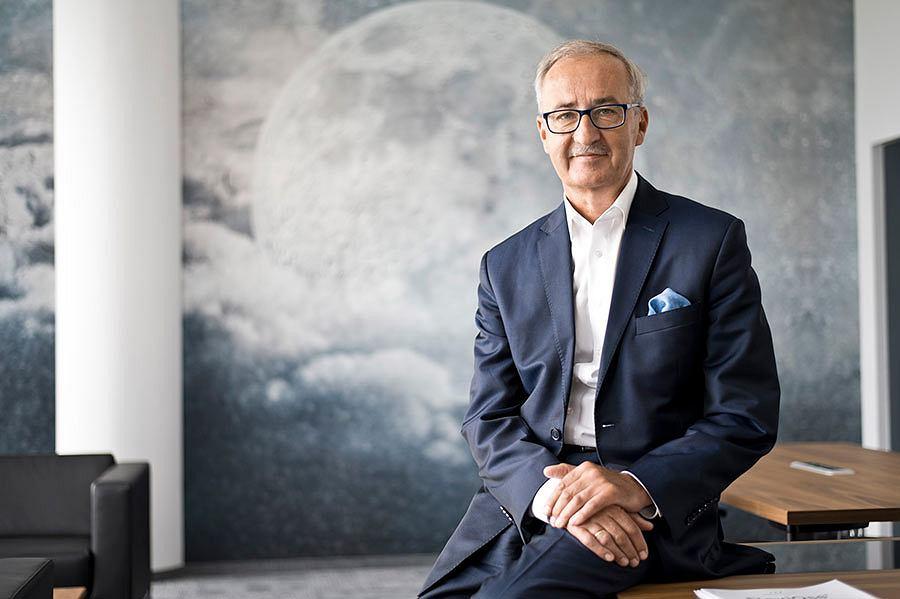 Maciej Maniecki - prezes zarządu Medical Inventi z Lublina