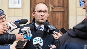Lublin. Radosław Brzózka żegna się z funkcją rzecznika wojewody