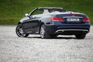 Mercedes E350 BlueTEC Kabriolet