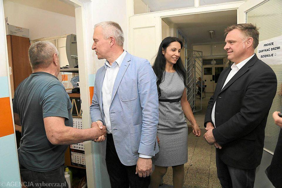 Stowarzyszenie Ku Dobrej Nadziei w końcu kwietnia przeniosło się do dawnej kolejowej noclegowni przy ul. Grunwaldzkiej 76