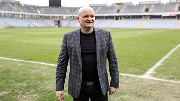 Maciej Bartoszek, trener Korony