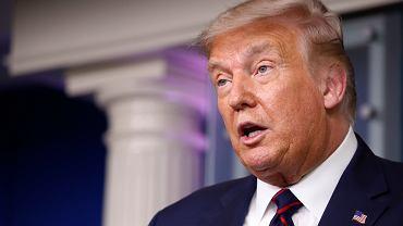 Facebook zawiesił konto Donalda Trumpa na 2 lata. Powodem wpisy pochwalające zamieszki w Kapitolu