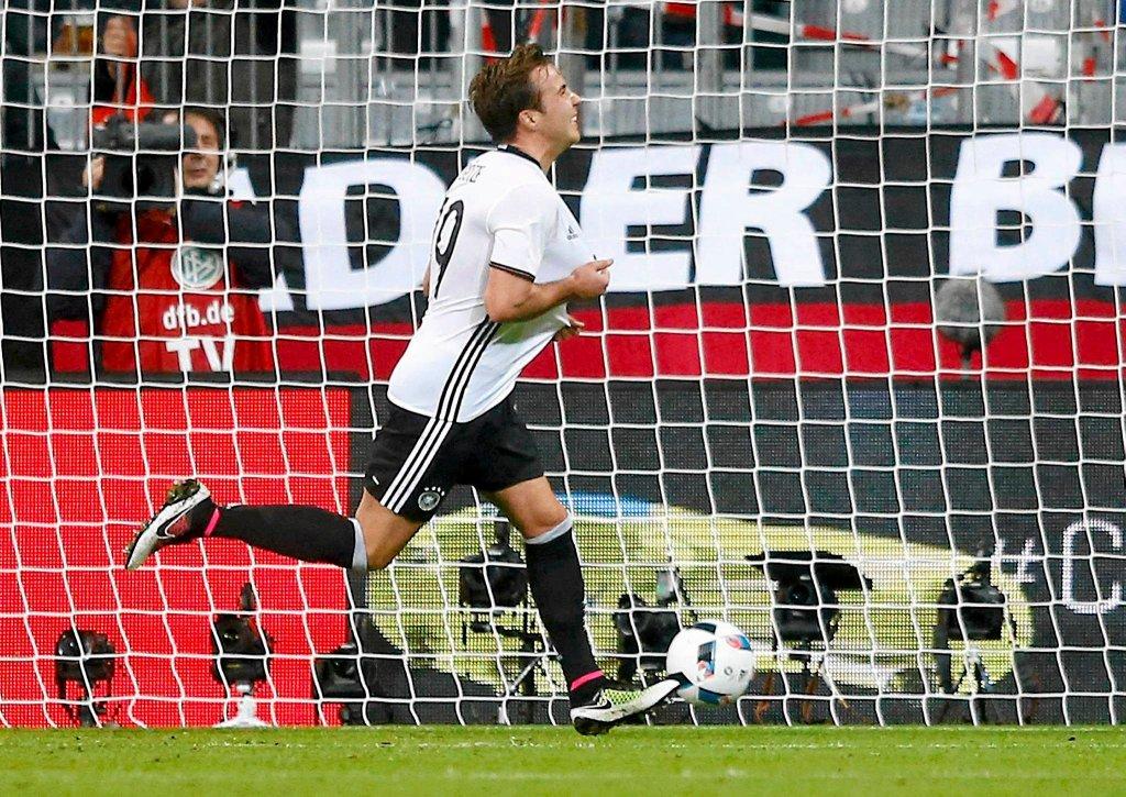 Niemcy - Włochy 4:1