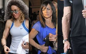 Madonna, Hugh Jackman, Kinga Rusin