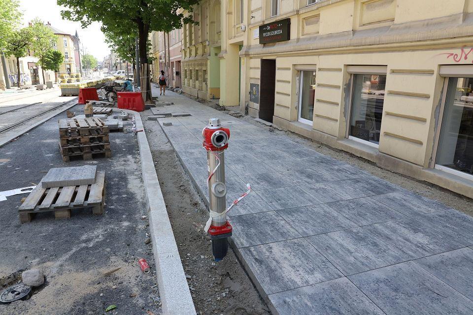 Zdjęcie numer 15 w galerii - Wielka przebudowa w centrum Gorzowa trwa już rok. Co się ostatnio zmieniło?