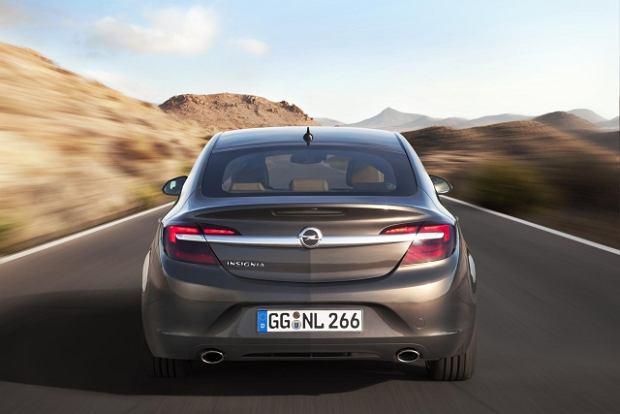 Opel Insignia po faceliftingu