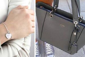 Damskie dodatki Guess - wybierz idealną torebkę lub zegarek