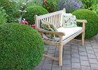 Wymiary ławki ogrodowej - poznaj je!