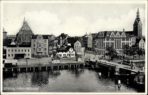 Zdjęcie numer 0 w galerii - Elbląg, którego nie ma. Przed wojną to hanzeatyckie miasto porównywano do Lubeki [ZDJĘCIA]