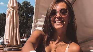 Izabella Krzan w bikini