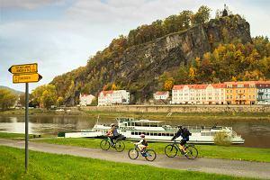 Wycieczki rowerowe po Czechach. Z Pragi dojedziecie nawet do Wiednia
