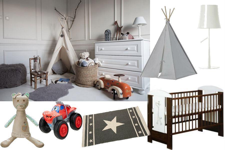 Pokój dla chłopca - nie musi być niebieski