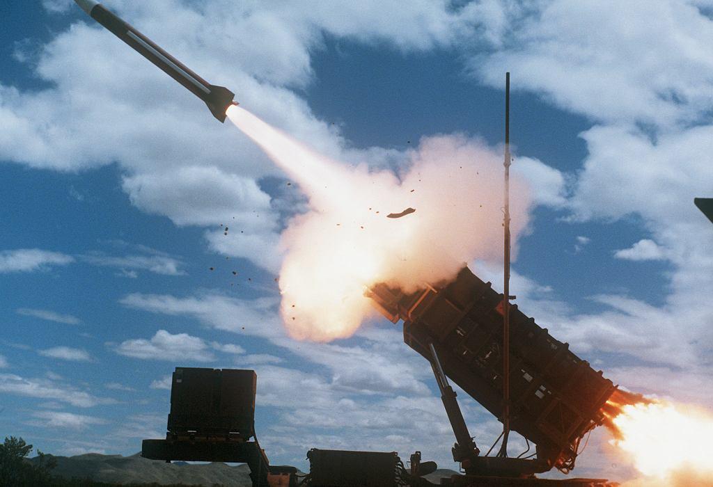 Wyrzutnia i rakieta systemu Patriot