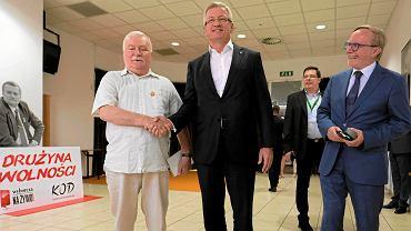 Prezydent Jacek Jaśkowiak zaprosił na uroczystości 11 listopada do Poznania trzech byłych prezydentów RP, w tym Lecha Wałęsę
