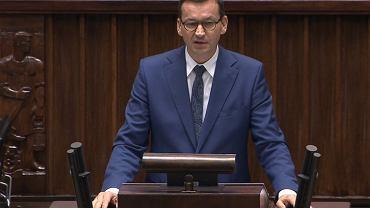 Morawiecki przedstawił plan wsparcia dla Białorusi za 50 mln zł. Pięć punktów