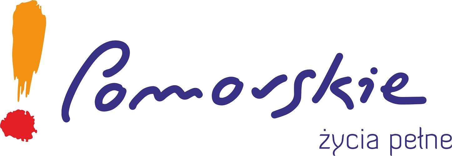 Logotyp województwa pomorskiego (fot. materiały promocyjne)