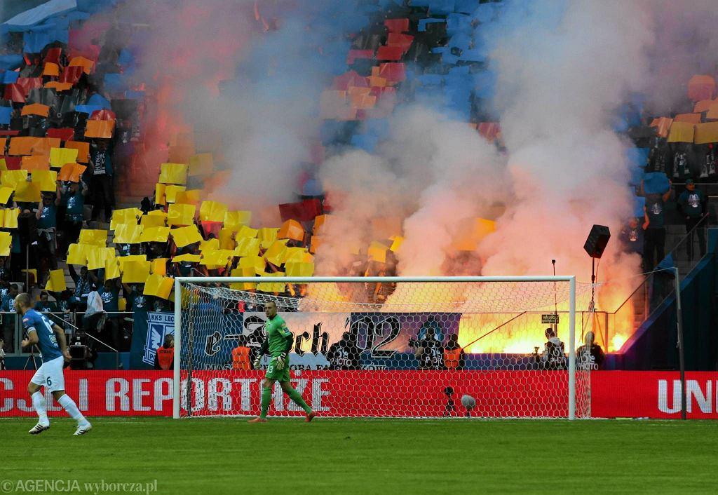 Gorące trybuny na finale Pucharu Polski