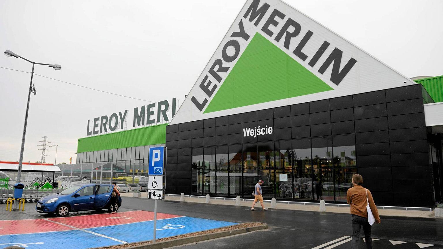 Trwa Rozprzedaz Sklepow Tesco Siec Leroy Merlin Kupi Trzy Hipermarkety Biznes Na Next Gazeta Pl