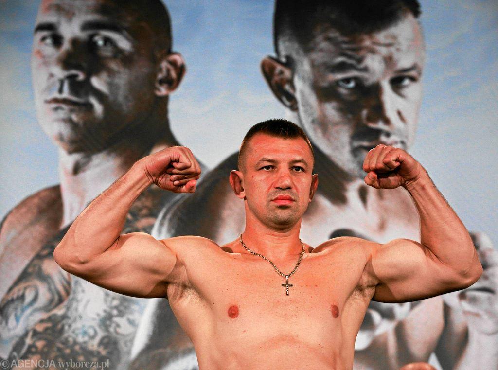 Adamek - Molina na żywo w Polsat Boxing Night