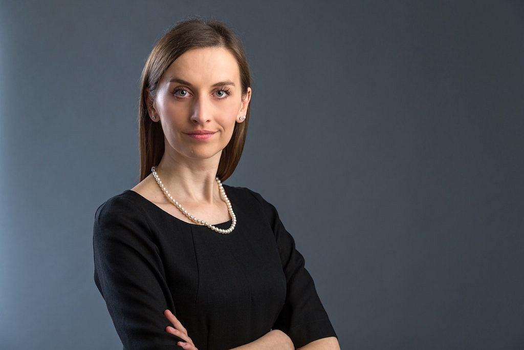 Dr Sylwia Spurek, zastępca rzecznika praw obywatelskich