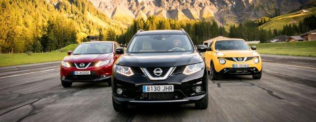 Nissan   Jak testuje się samochody?