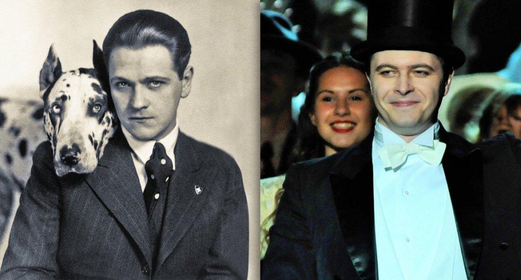 Eugeniusz Bodo, Tomasz Schuchardt w serialu