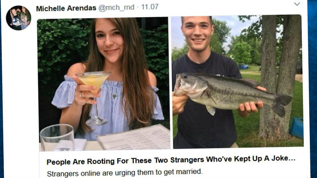 Michelle i Josh mają się wreszcie spotkać i to w pięknych okolicznościach przyrody