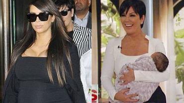 Kim Kardashian, Kris Jenner.