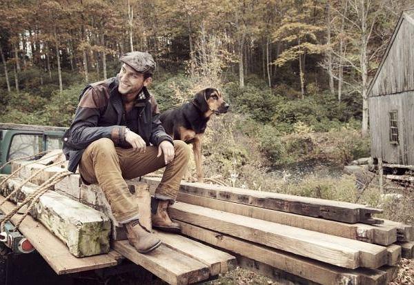 Outdoorowa kolekcja Timberland, jesień-zima 2012