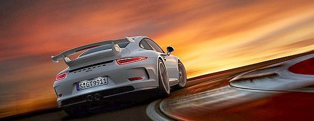 Salon Genewa 2013   Prezent na 50. urodziny 911 - nowe GT3