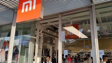 Salon Xiaomi Mi Home w Szanghaju