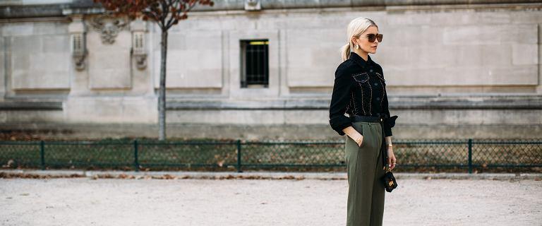 Spodnie materiałowe to klasyka sama w sobie! Te modele dostępne są na dużej obniżce!