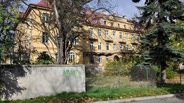 Dawny szpital powiatowy w Świdnicy